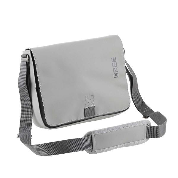 Vorderansicht Bree Punch 61 Shoulder Bag Belgian Block