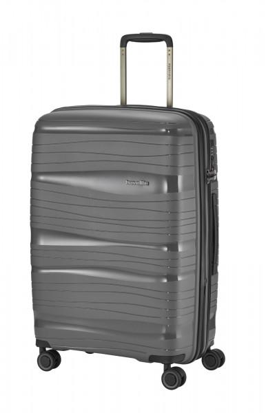 Vorderseite Travelite Motion 4-Rad Trolley M 67 cm erweiterbar
