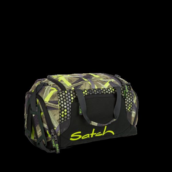 Vorderseite Satch Sporttasche Jungle Lazer 50 cm SAT-DUF-001-9H7