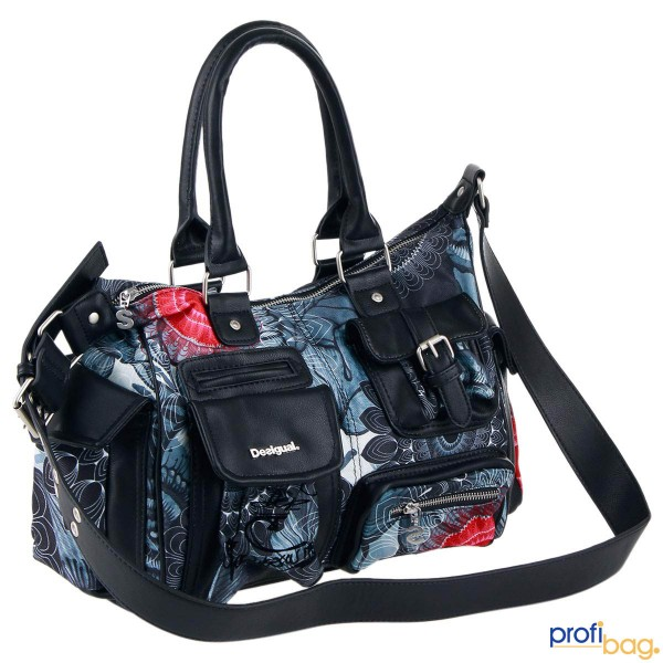 Vorderseite Desigual Schultertasche Bols London Medium Same