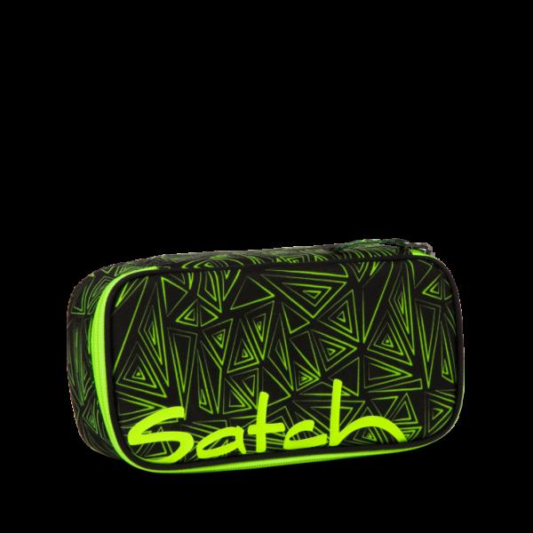 Vorderseite Satch Schlamperbox Green Bermuda