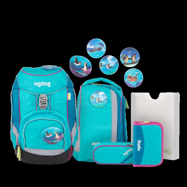 Übersicht Ergobag Pack Schulrucksack-Set Hula HoopBär 6-teilig
