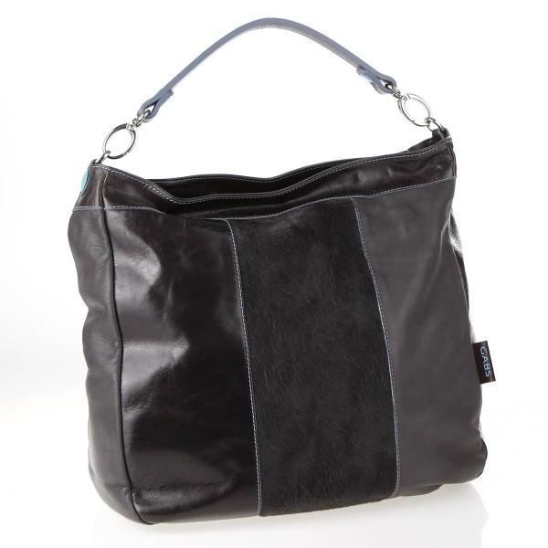Gabs Kate RV-Tasche Leder Dark Grey