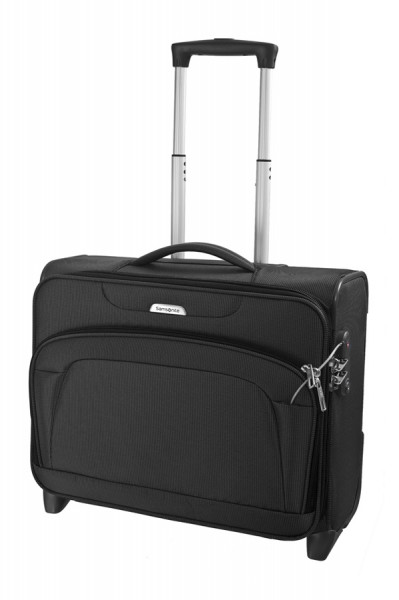 Samsonite New Spark Rolling Tote Business Trolley 41 cm Graphite