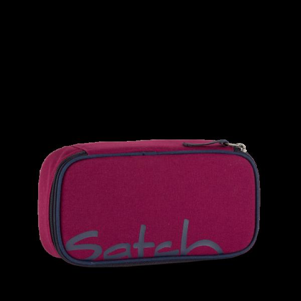 Vorderseite Satch Schlamperbox Pure Purple