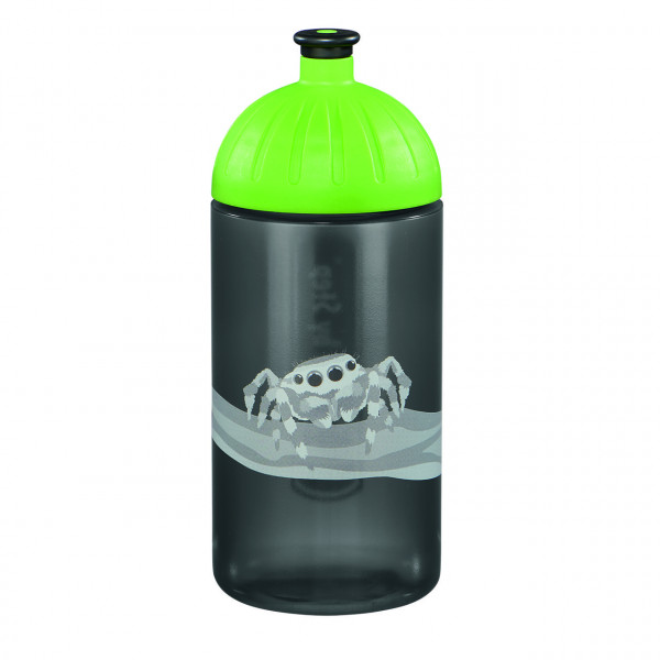 Step by Step Trinkflasche Jumping Spider Grau