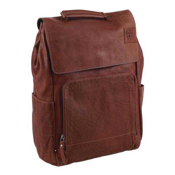 Vorderansicht Strellson Rucksack Backpack Upminster MVF