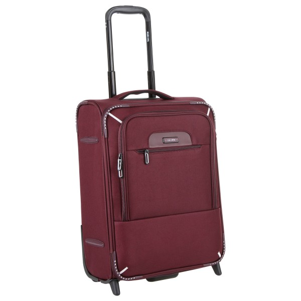 Vorderansicht Travelite Crosslite 2-Rad Boardtrolley S 54 cm