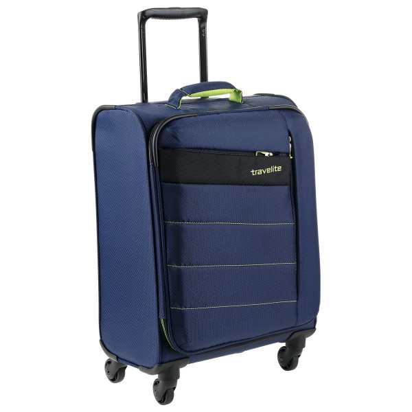 Vorderansicht Travelite Kite 4-Rad Boardtrolley S 54 cm