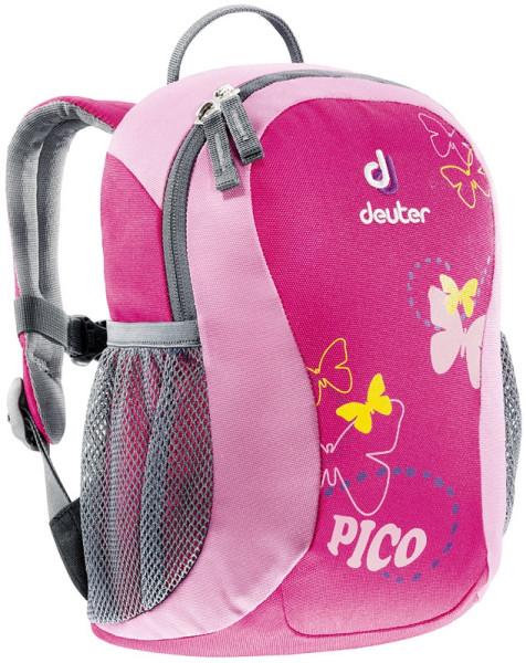 Vorderansicht Deuter Kinderrucksack Pico