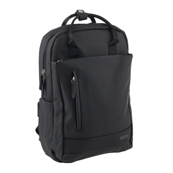 Vorderansicht Rada Rucksack RS62 College Backpack Cube II
