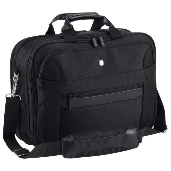 """Vorderansicht Wenger Basic Collection Businesstasche 16"""""""