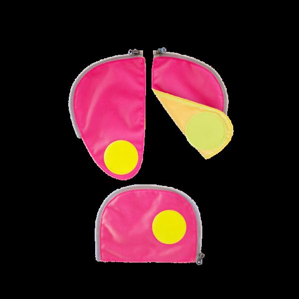 Übersicht Ergobag Pack Sicherheitsset Pink 3-teilig