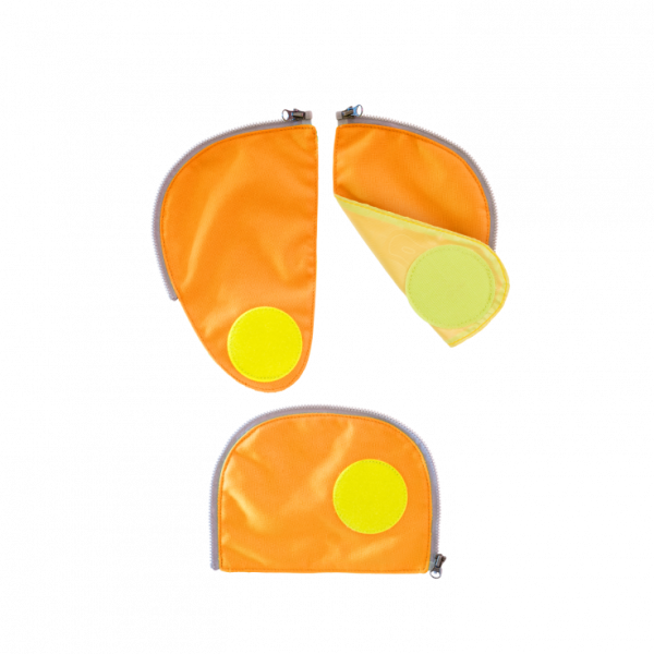 Übersicht Ergobag Pack Sicherheitsset Orange 3-teilig