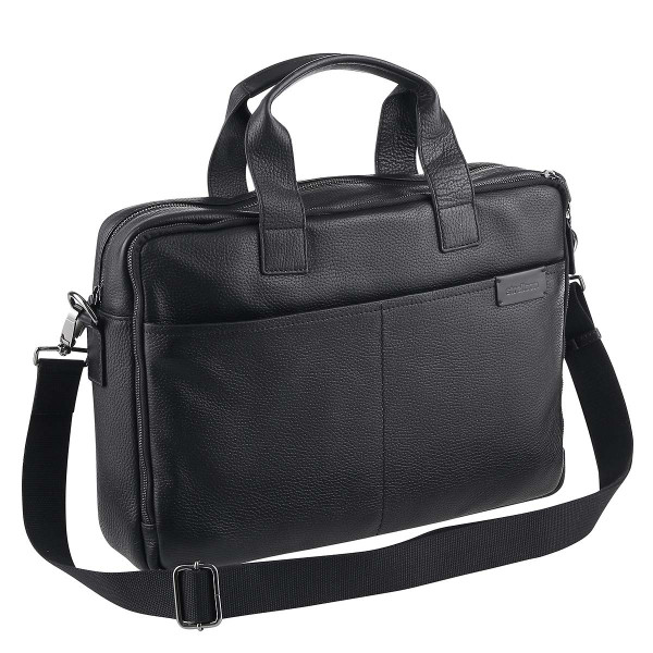 Vorderansicht Strellson Business-Tasche Briefbag Garret MHZ