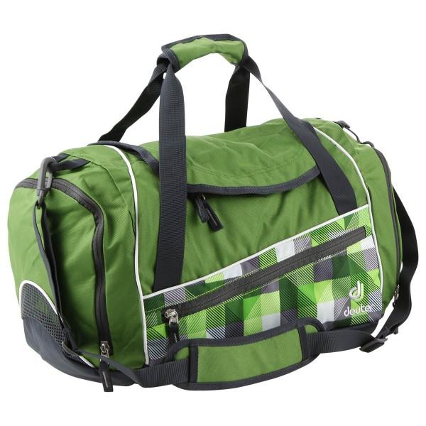 Vorderansicht der Deuter Hopper Sporttasche in Grün