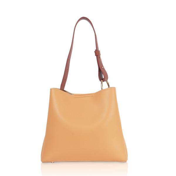 Inyati Damen Handtaschen Jane pastel coral/rust