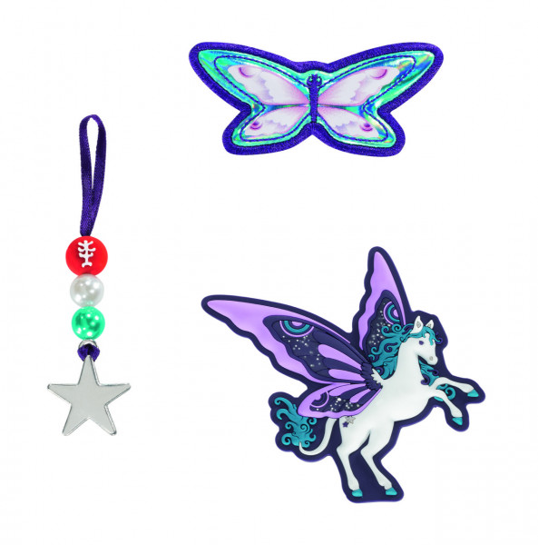 "Step by Step Magnetbilder MAGIC MAGS Set 3-teilig ""Pegasus Dream"" (139007)"