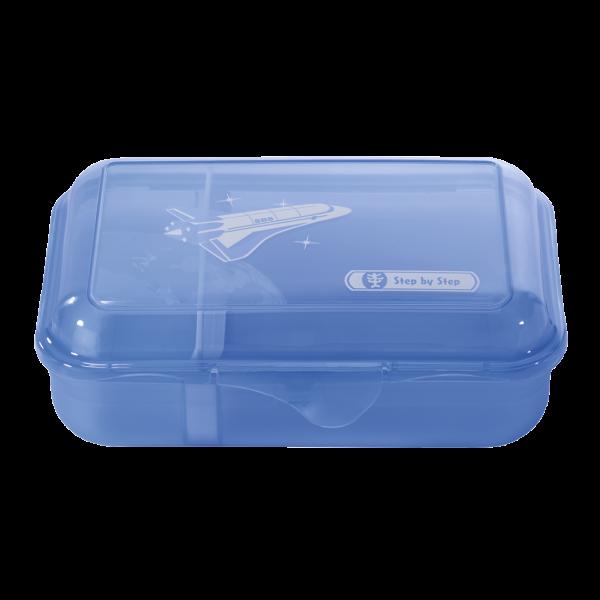 Step by Step Lunchbox Sky Rocket Blau