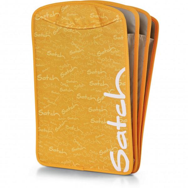 Vorderseite Satch Heftebox TripleFlex Orange