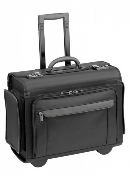 D&N Business & Travel Pilotenkoffer-Trolley 46 cm