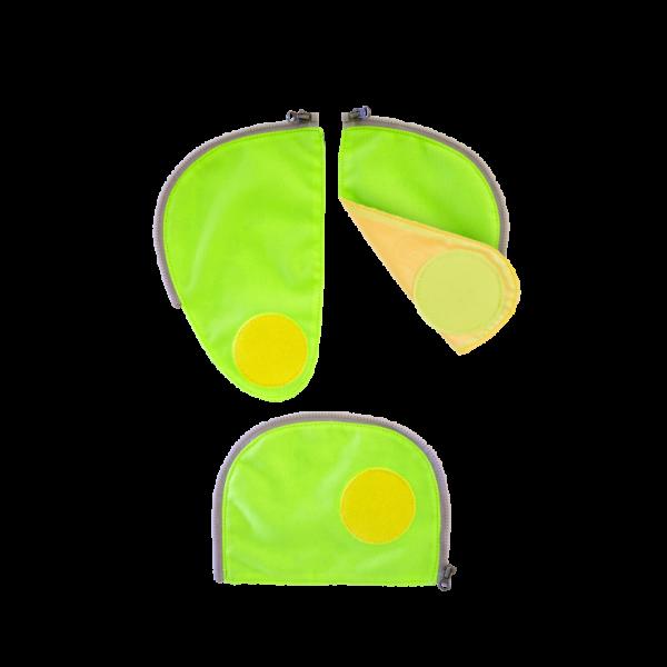 Übersicht Ergobag Pack Sicherheitsset Grün 3-teilig