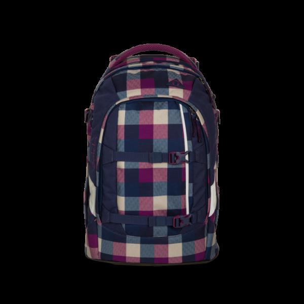 Vorderseite Satch Pack Schulrucksack Berry Carry