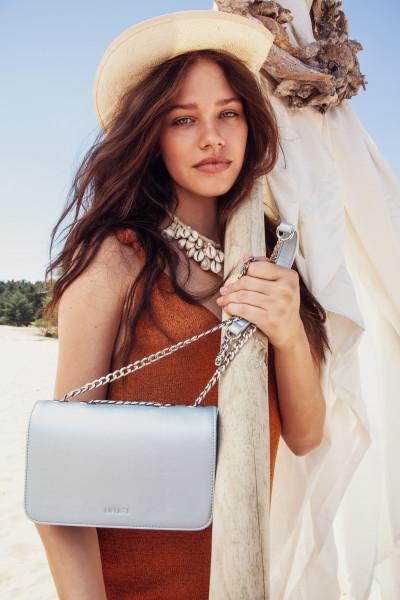 Inyati Damen Handtaschen Belle pearl