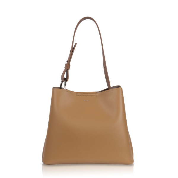 Inyati Damen Handtaschen Jane camel-mokka
