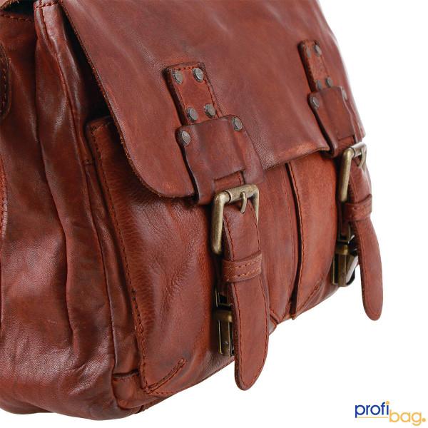 Tasche aus Leder Leana Cognac im Harbour 2nd Sale