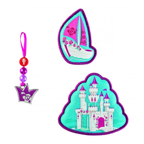 "Step by Step Magnetbilder MAGIC MAGS Set 3-teilig ""Lovely Castle"" (139252)"