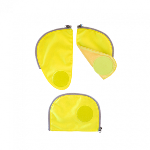 Übersicht Ergobag Pack Sicherheitsset Gelb 3-teilig