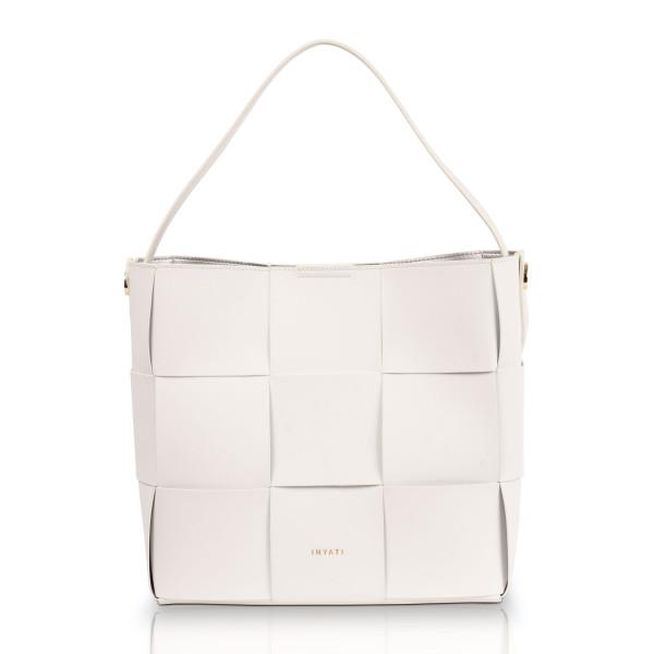 Inyati Damen Handtaschen Ylva weiß