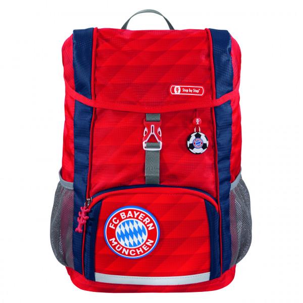 "Step by Step KID FC Bayern Rucksack-Set ""Mia san Mia"", 3-teilig"