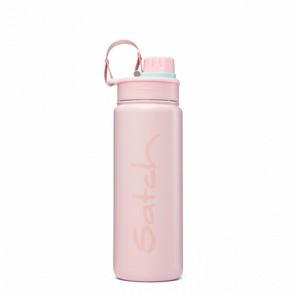 Satch Bottle Edelstahl Trinkflasche Rose