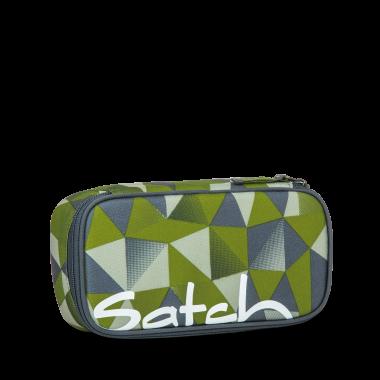 Vorderseite Satch Schlamperbox Green Crush
