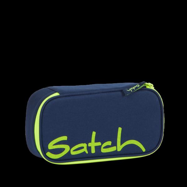 Vorderansicht Satch Schlamperbox Toxic Yellow