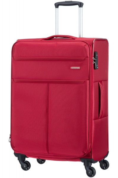 American Tourister Colora III Spinner erweiterbar M 67 cm