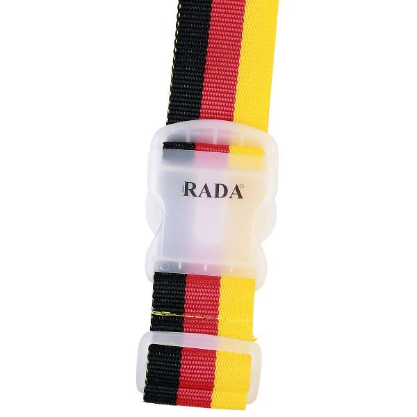 Rada Koffergurt verschiedene Motive Farben (400208)