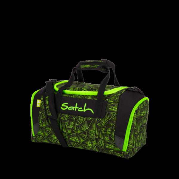 Vorderseite Satch Sporttasche Green Bermuda 45 cm