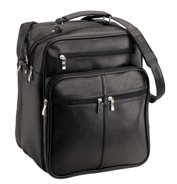 Vorderansicht D&N Travel Bags & more - Serie Flugumhänger 37 cm
