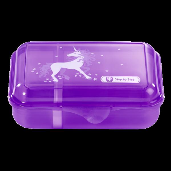 Step by Step Lunchbox Unicorn Flieder
