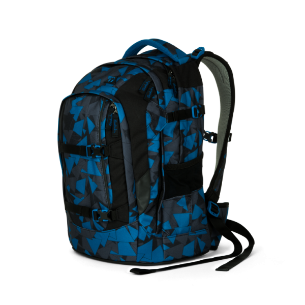 4d704868d4fc1 Satch Pack Schulrucksack Blue Triangle günstig online kaufen »