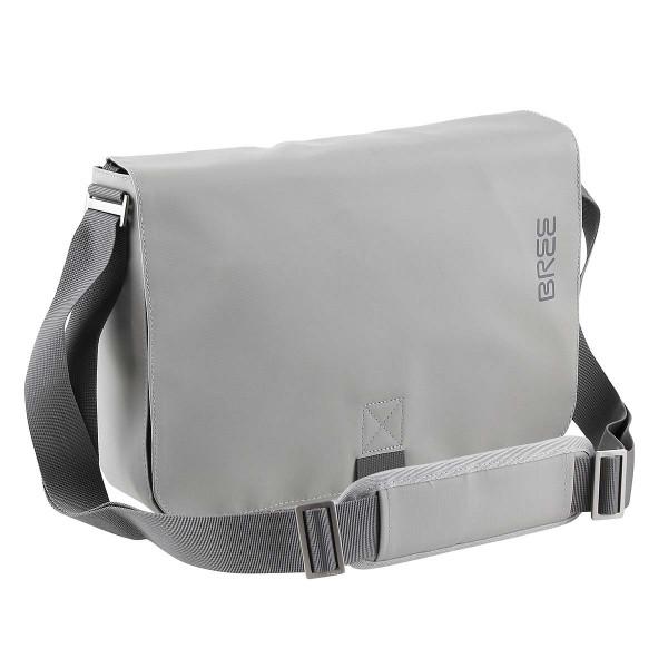 Vorderansicht Bree Punch 62 Shoulder Bag Belgian Block