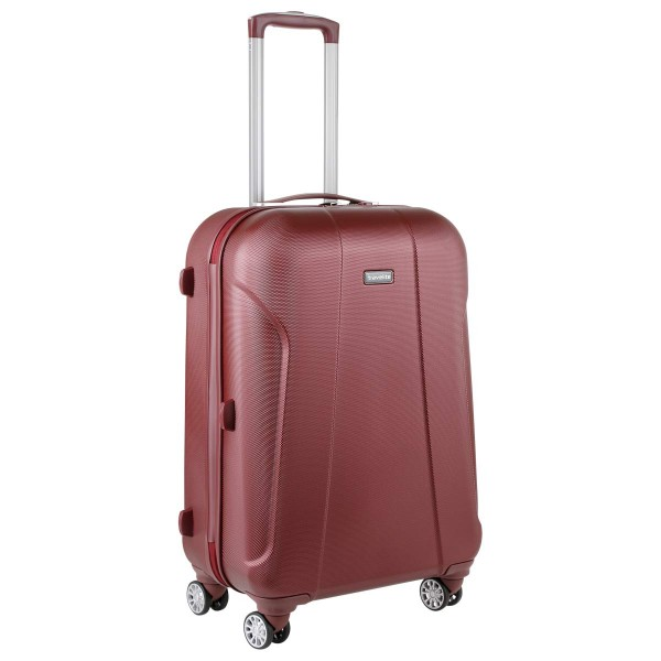 Vorderansicht Travelite Elbe Two Trolley M 65 cm