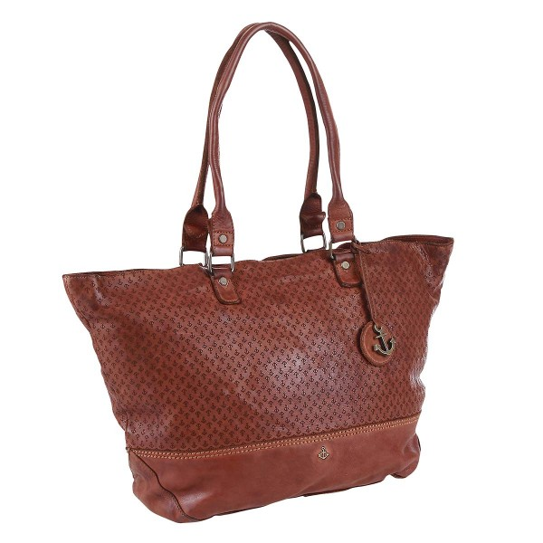 Vorderseite Harbour 2nd Leder Shopper Arielle