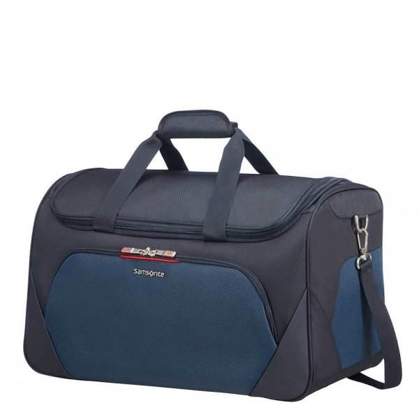 Vorderansicht Samsonite Dynamore Reisetasche 53 cm Blue