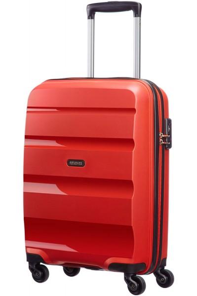 Vorderansicht American Tourister Bon Air Spinner Strict S 55 cm in Rot