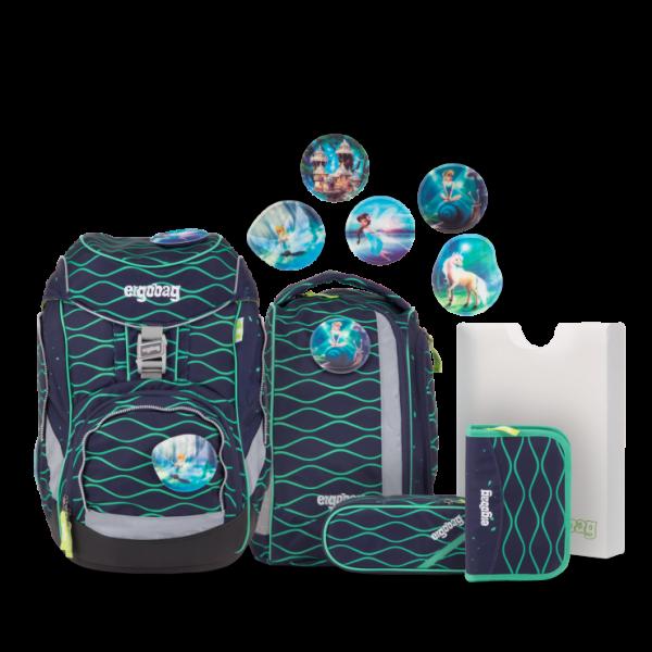 Übersicht Ergobag Pack Schulrucksack-Set Super TraumzauBär 6-teilig