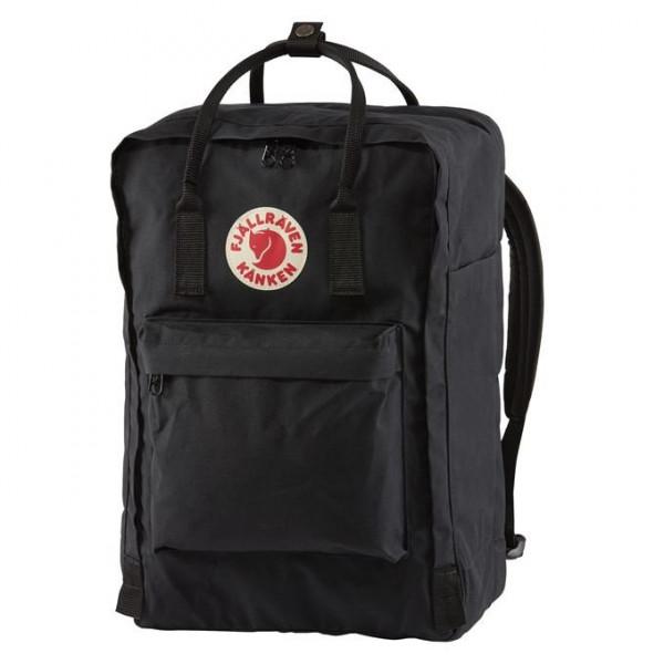 Fjällräven Laptop Rucksack 17' Black